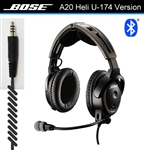 Bose A20 (Coiled Cord, U-174 w/Bluetooth )