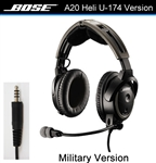 Bose A20 (Straight Cord, U-174 Military Version)