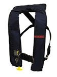 45-61020-101N / ComfortMax Inflatable PFD Manual w/ Harness Navy, Type V