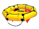 45-AC2V / 2 person Aero Compact Liferaft