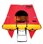 45-AE4V / 4 Person Aero Elite Liferaft
