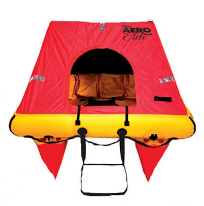 45-AE6V / 6 Person Aero Elite Liferaft