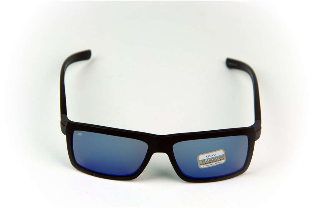 ba38fb9e7ca Sunglasses - Serengeti Brera 8210 Sanded Black   Satin Dark Gunmetal ...