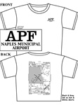 Naples Approach Plate T-Shirt