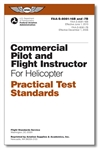 Commercial Pilot and Flight Instructor - Helicopter