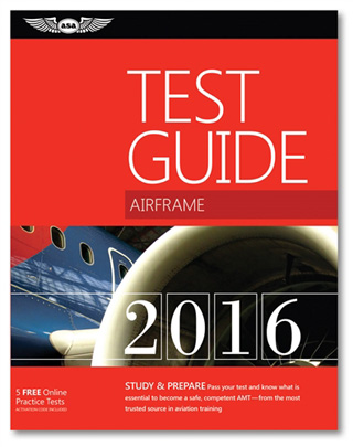 2016 Airframe Test Guide