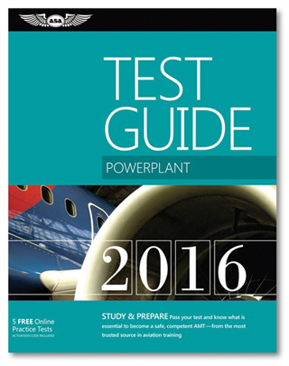 2016 Powerplant Test Guide