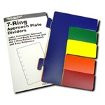 Color Dividers for Jepp Charts