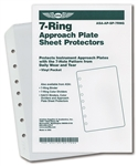 7-Ring Vinyl Sheet Protector Pockets