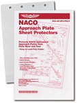 NOS/NACO Approach Plate Sheet Protectors