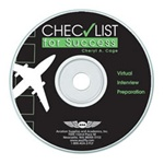 Checklist for Success CD - Virtual Interview Prep