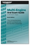 ASA-OEG-ME6 - Multi-Engine Oral Exam Guide