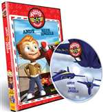 B-AND-001, Andy Meets The Blue Angels- Dvd