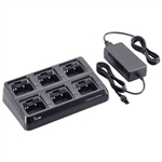 BC197 22 BC-197 22 110V 6-Unit Gang Charger For A14/A14S