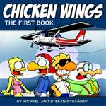 B-CHW-101, Chicken Wings 1- The First Book- Comics