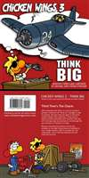 B-CHW-103, Chicken Wings 3- Think Big- Comic Book