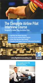 B-FDK-201, The Complete Airline Pilot Interview Dvd