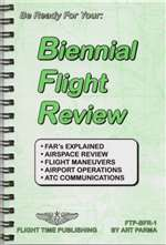 B-FTP-002, Biennial Flight Review- Ftp/Art Parma