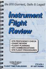 B-FTP-004, Instrument Flight Review- Ftp/Art Parma