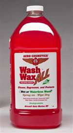 C-COS-002-128, Wash Wax All- Degreaser- Gallon