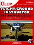 2015 Gleim Flight Instructor FAA Test Prep