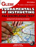 2015 Gleim Fundamentals of Instruction FAA Test Prep