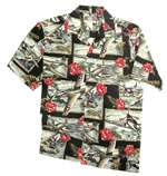 (HS-ISX) Island Shores (Xl) Hawaiian Sh