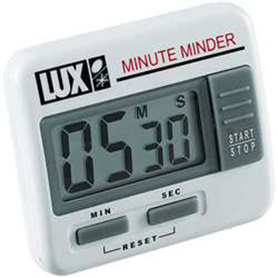 M-LUX-100, Lux Timer- Ultra Easy Count Up / Down