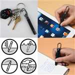 M-NIZ-600, Inka Mobile Pen & Stylus With Carabiner