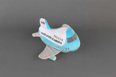 MT002-1 - Air Force One Plush W/ Sound New Large