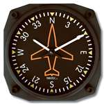 TRN-9062, Wall Clock- Directional Gyro- Dg
