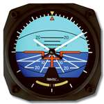 TRN-9063, Wall Clock- Artificial Horizon