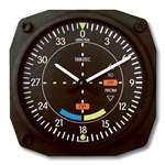 TRN-9064, Wall Clock- Vor