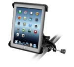 Yoke Mount to iPad Air Spring cradle (kit)