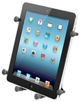 Seat Rail Mount to iPad Air X-Grip (kit)