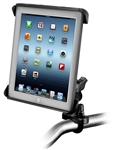 Tube Mount to iPad Air Spring cradle (kit)