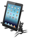 Tube Mount to iPad Air X-Grip (kit)