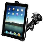 Suction Mount to iPad cradle (kit)