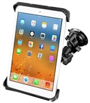Suction Mount to iPad Air Spring cradle (kit)