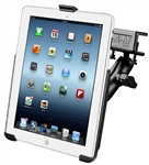 Glare Shield Mount to iPad Air snap cradle (kit)