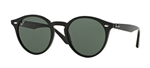 RB2180-601/71  - Black w/Grey Green lens