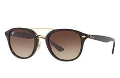 2ca3e6a90f Sunglasses - Ray-Ban RB2183-122513 - - Top Havana Brown havana Brown w  Gradient Brown lens