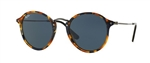 RB2447-1158R5  - Spotted Blue Havana w/Blue lens