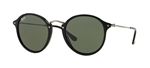 RB2447-901  - Black w/Green lens