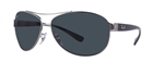 RB3386-004/71 Rb3386 - Gunmetal w/Green lens