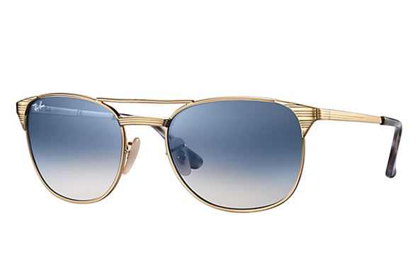 Ray-Ban RB3429M Sonnenbrille Gold 001/33 58mm 8tuslz
