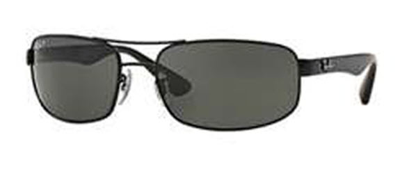 3a0c0aec28 Sunglasses - Ray-Ban RB3445-006 P2 - Rb3445 - Matte Black w Polar ...