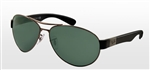 RB3509-004/71  - Gunmetal w/Green lens