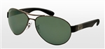 RB3509-004/9A  - Gunmetal w/Polar Green lens