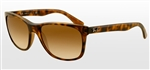 RB4181-710/51 Rb4181 - Light Havana w/Crystal Brown Gradient lens